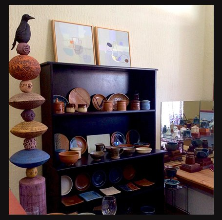 Mount Vernon, OH: Pine Row Studio Functional and Sculptural Ceramics
