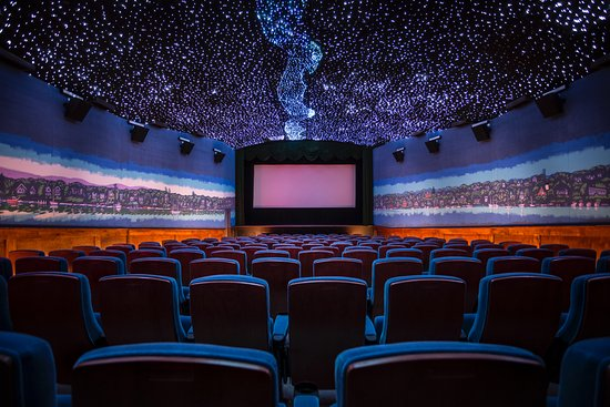 Harbor Springs, MI: Our main theatre has 4k playback capability & 7.1 Dolby Surround Sound.