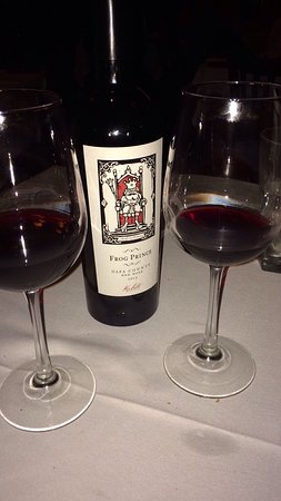 Palatine, IL: Loved our Valentine's wine ....