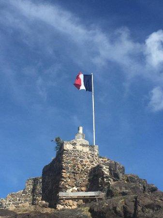 Marigot, St. Maarten-St. Martin: Top of the fort