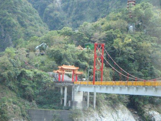 Hualien, Taiwan: Chimu bridge