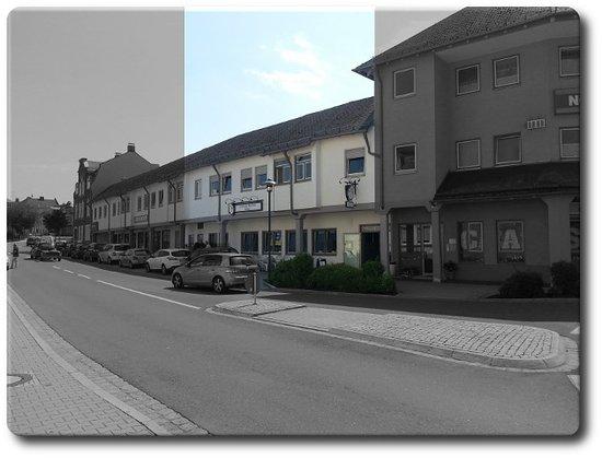 Rehau, เยอรมนี: Hier finden Sie uns in der Gerberstraße