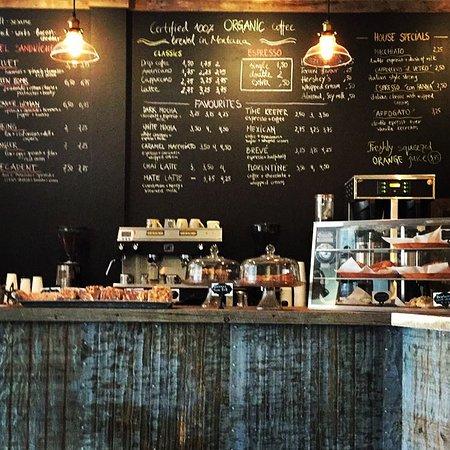 Livingston, MT: New bar, detail