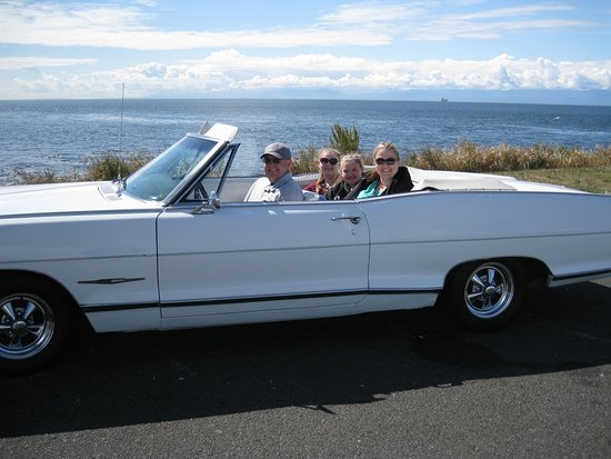 Classic Car Tours Photo