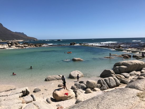 Кэмпс-Бэй, Южная Африка: Camps Bay Beach