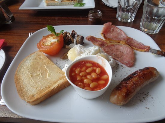 Castle Hotel Aberaeron: English Breakfast Or Other Choices