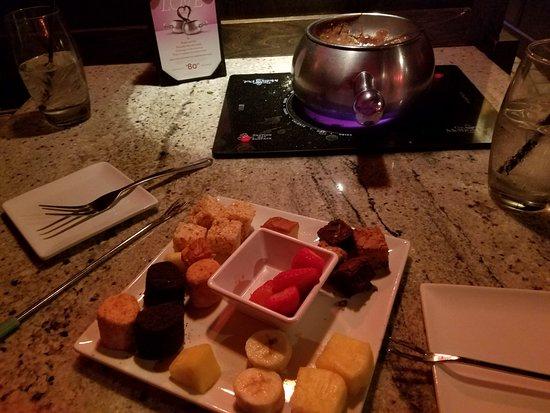 Reston, VA: Dessert