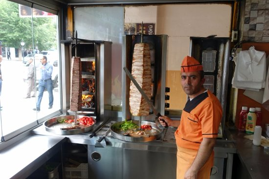 Oba Restaurant in Erzincan - Delightful Wood Fire Kebab