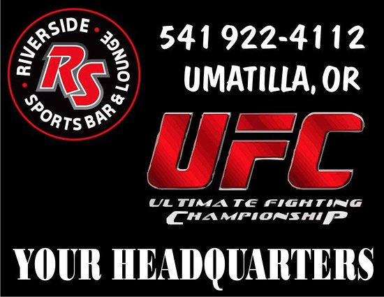 Umatilla, OR: CALL 541.922.4112 for Our Next Fight