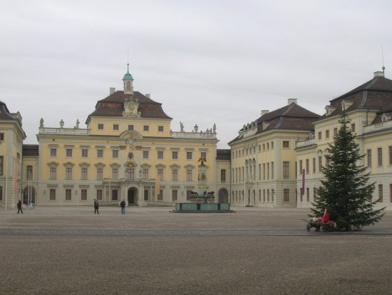 Ludwigsburg Palace (Residenzschloss): lud2