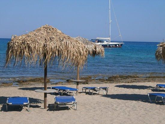 Ierapetra, Grèce : BLUE FOAM