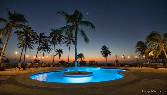Hotel Iguanazul: Hermosa piscina