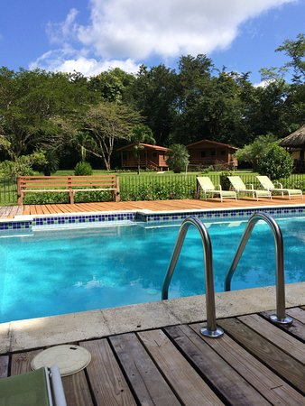 Big Falls, Belize : Beautiful spot to relas