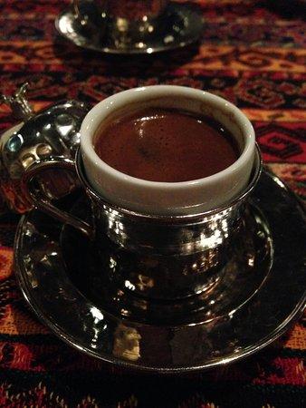 Agoura Hills, Kaliforniya: Kurdish coffee