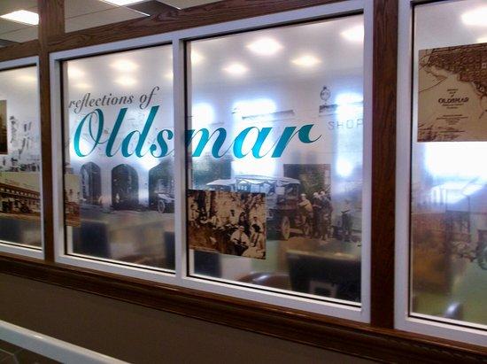Oldsmar Library: History