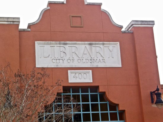 Oldsmar Library: Building