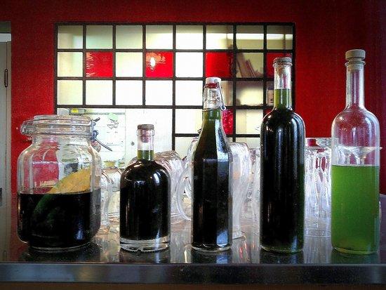 Fabbrico, Italien: I nostri liquori