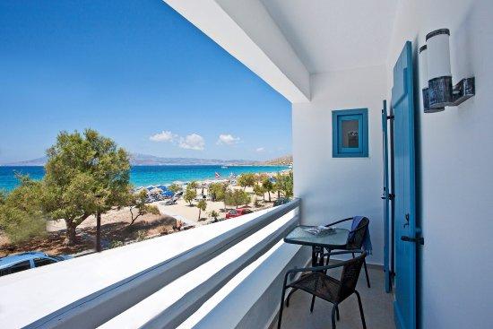 Agios Prokopios, Grecia: Colosseo Studios & Apartments