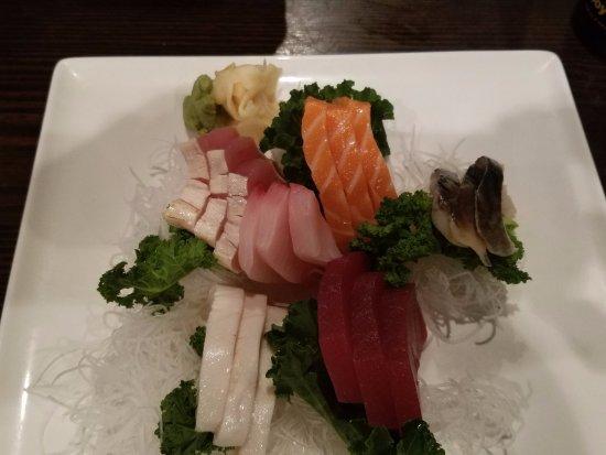 Osaka Japanese Restaurant : boring 23 bucks for this???