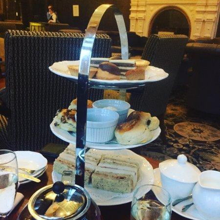Crewe, UK: Gorgeous afternoon tea