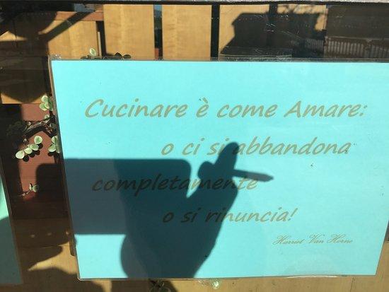 Strada in Chianti, Italien: Ristorante da Padellina