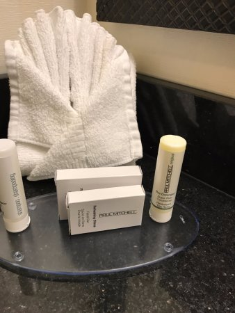 Fairfield Inn & Suites Rockford: Toiletries
