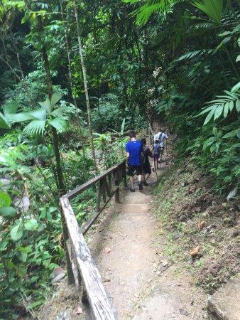 Parrita, Costa Rica: Path