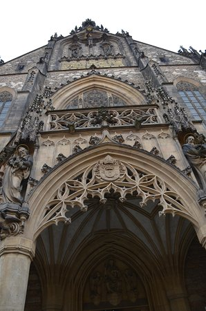 Brno, República Checa: Cathedral of St. Peter and St. Paul