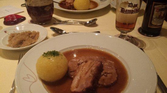 Frauenau, Tyskland: Bayrischer Abend