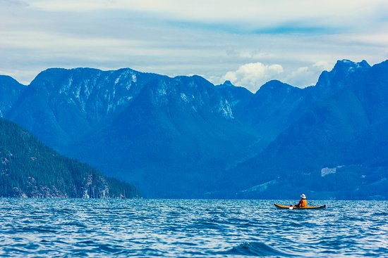 Powell River Sea Kayak