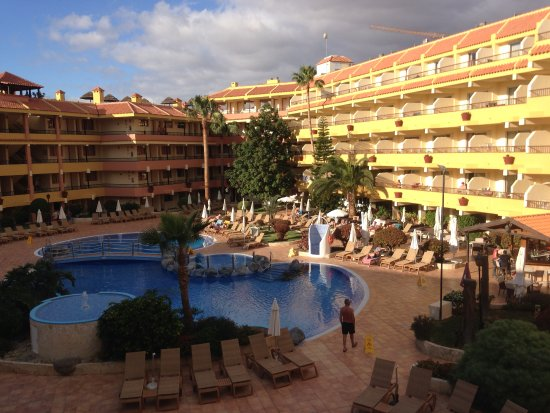 Picture of hovima jardin caleta la caleta for Aparthotel jardin caleta costa adeje tenerife