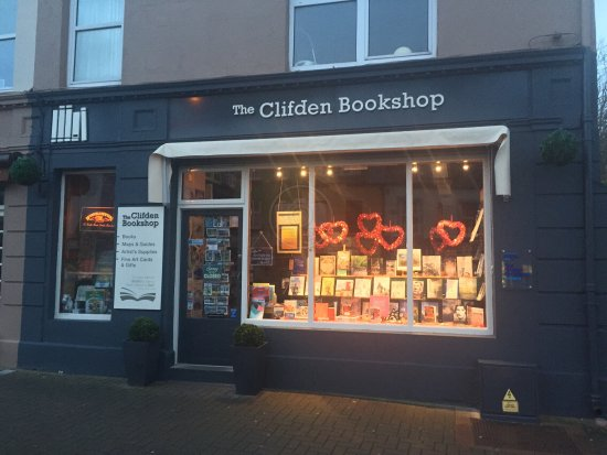 Clifden Bookshop