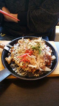 Okonomiyaki Bild Von Yaki The Emon Düsseldorf Tripadvisor