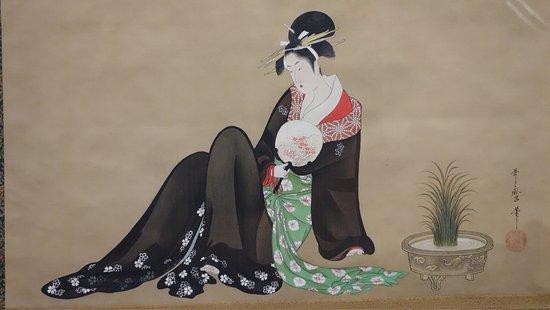 Chiba, Japón: Utamaro