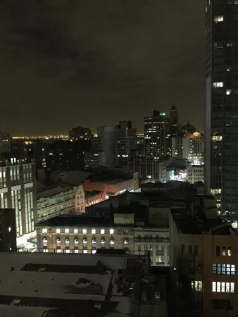 Hotel Indigo: View From King Suite 1802