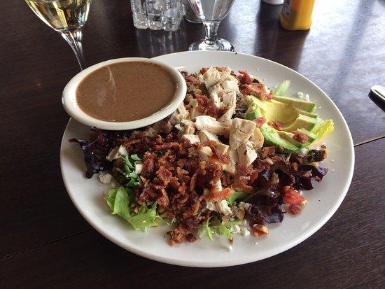 Loleta, كاليفورنيا: Cobb salad