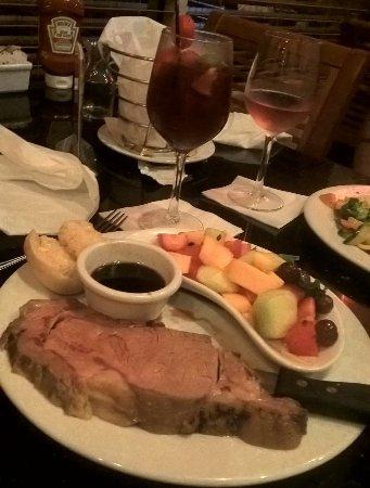 Port Orange, Φλόριντα: Prime rib Valentines Day dinner special!