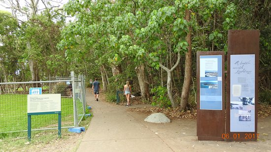 Noosa, Austrália: Entrada do parque