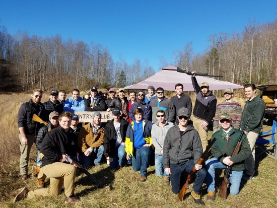 Blowing Rock, Carolina del Norte: Private Clay Target Shooting Adventure