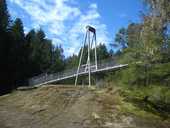 باركسفيل, كندا: Top Bridge.