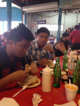 El Mazateno: Tasty and cheesy Taco Mazateña