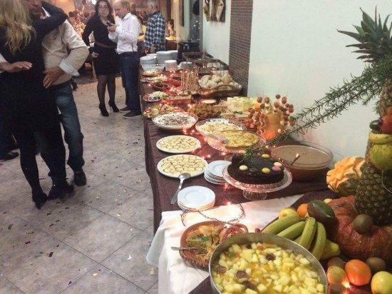 Ourem, البرتغال: Restaurante Ponto de Encontro