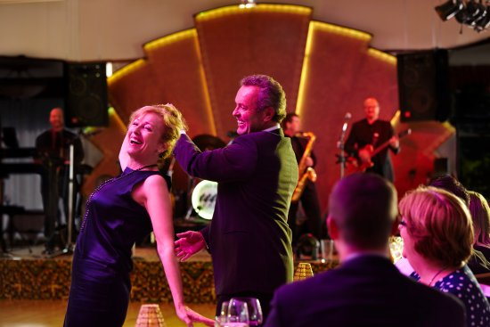 The Copper Room: Dance and dine...