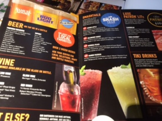 Dave & Buster's menu prices will not bust your budget, a fact that contributes to the chain's popularity in the United States. The restaurant and entertainment chain, which has its headquarters in Dallas, Texas, boasts that all of its locations are company-owned; a strict no-franchising, no-licensing policy on both the national and international markets is in place.