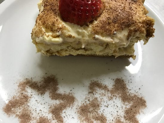 Herne, Germany: Tiramisu