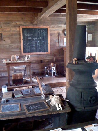 Ferguson, NC: Whippoorwill Academy Interior
