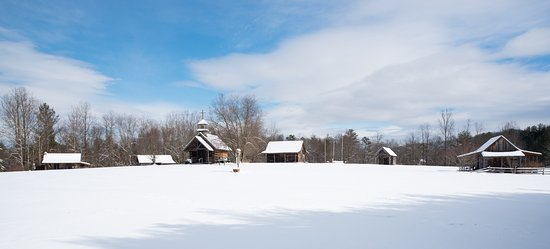 Ferguson, NC: Whippoorwill Snowy Vista
