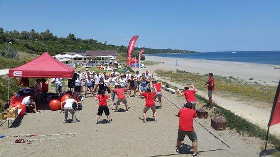 Alcaidesa, España: Team building and company events