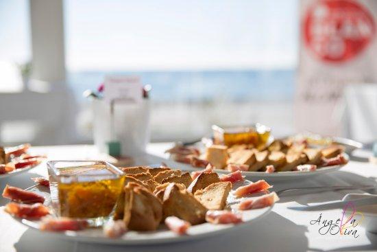 Alcaidesa, İspanya: Catering service