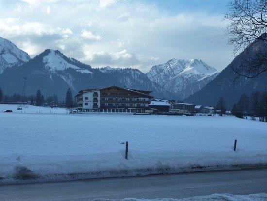 Hotel Bergland Peritisau